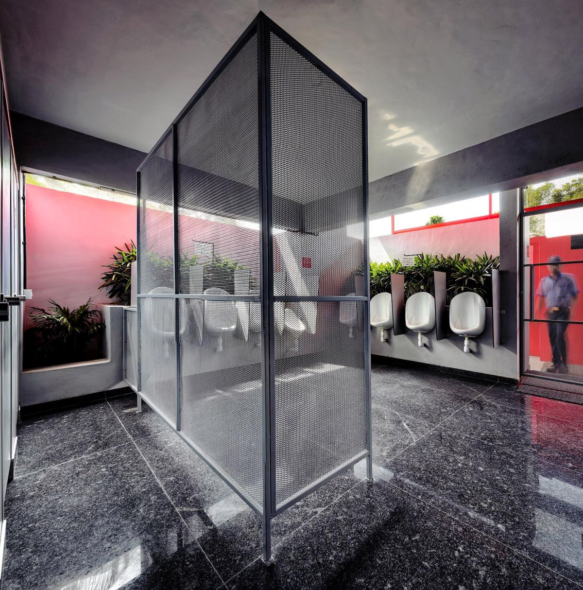 Pause - Restrooms, at Bombay-Goa Highway, by RC Architects 19