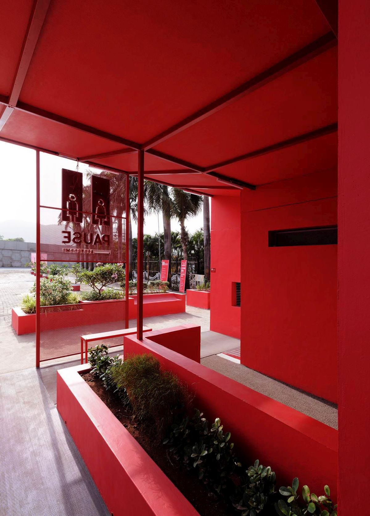 Pause - Restrooms, at Bombay-Goa Highway, by RC Architects 31