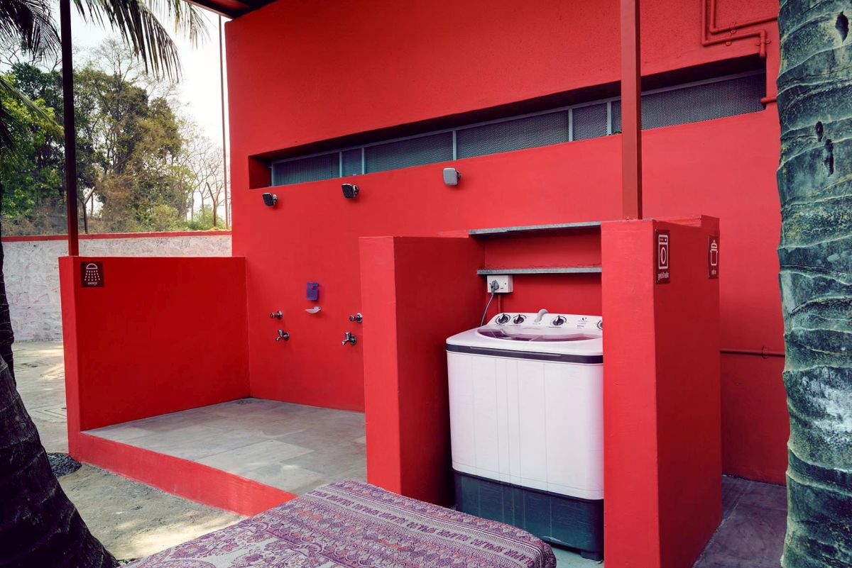 Pause - Restrooms, at Bombay-Goa Highway, by RC Architects 41