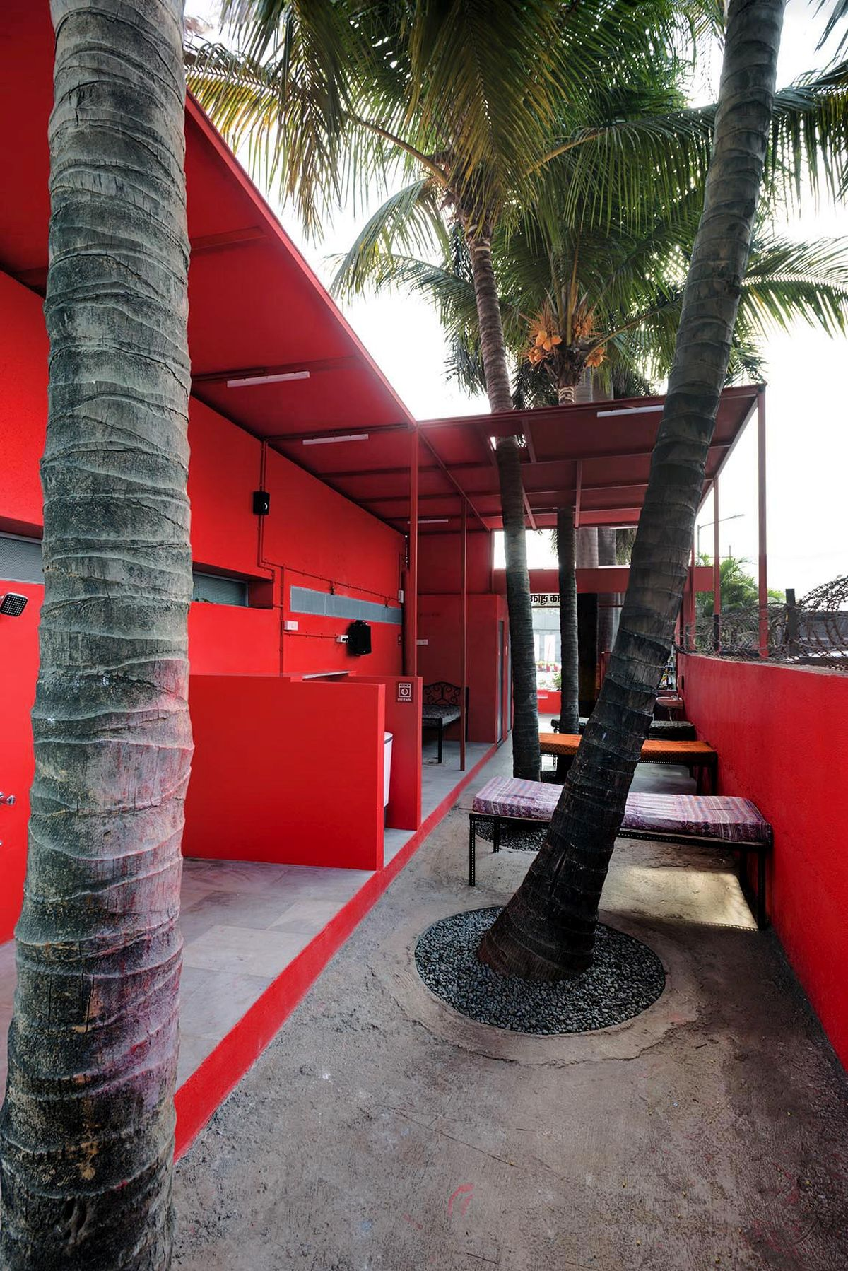 Pause - Restrooms, at Bombay-Goa Highway, by RC Architects 51