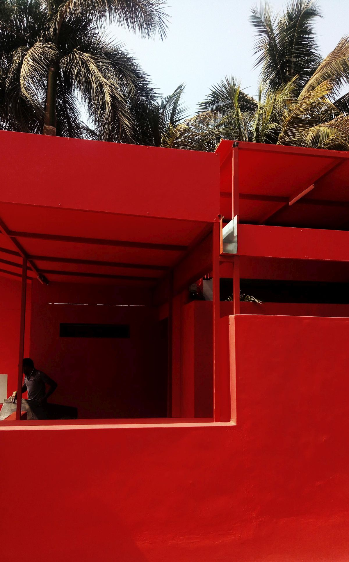 Pause - Restrooms, at Bombay-Goa Highway, by RC Architects 57