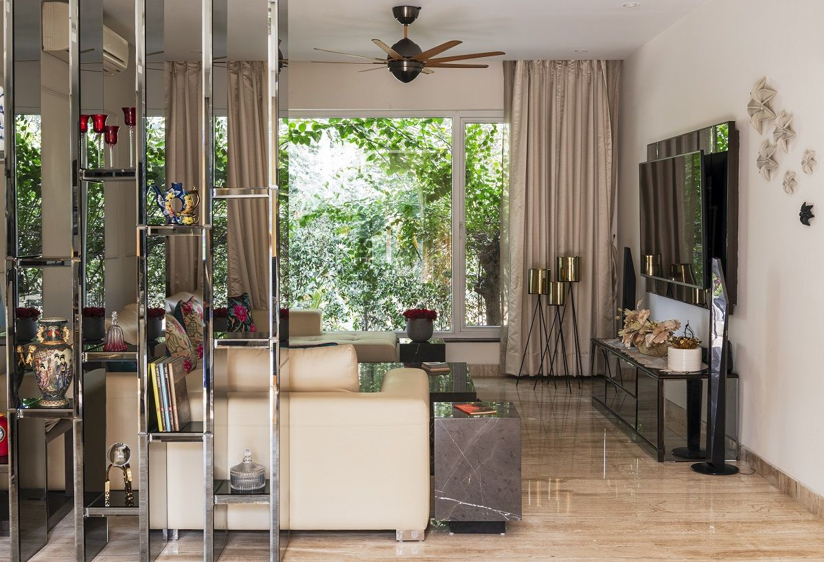 A House Surrounded by a Green Footprint | Ansal Villas, by RSDA 8