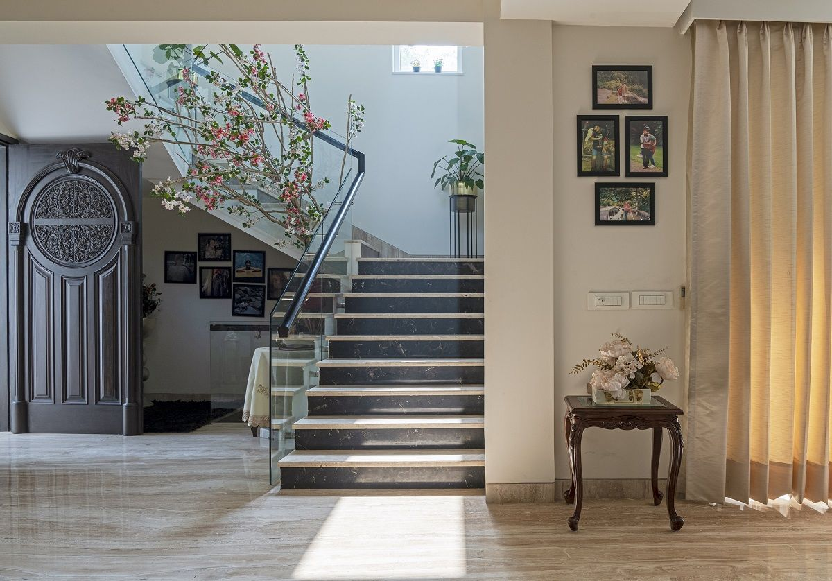 A House Surrounded by a Green Footprint | Ansal Villas, by RSDA 16