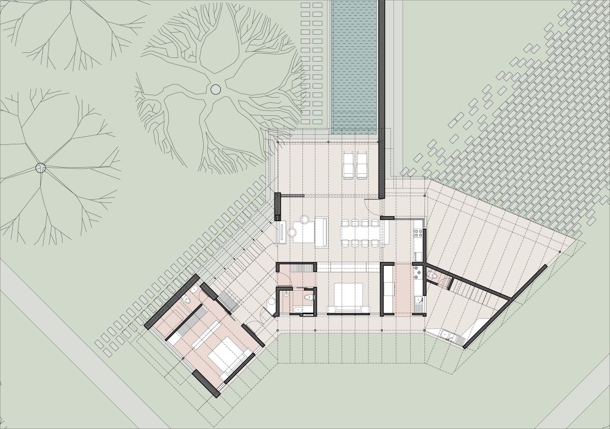 Dr Maani House 2020, at Koothattukulam, by RGB Architecture Studio 33