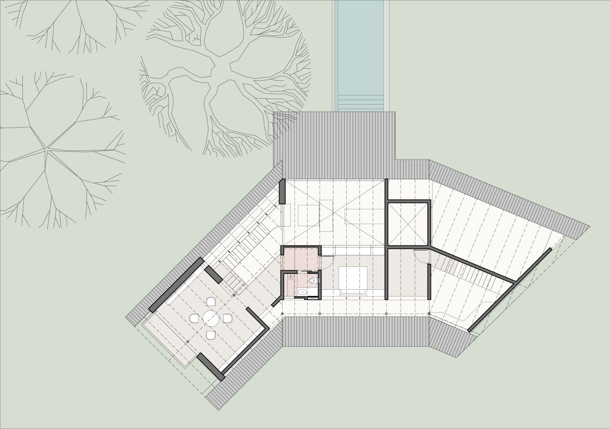 Dr Maani House 2020, at Koothattukulam, by RGB Architecture Studio 35
