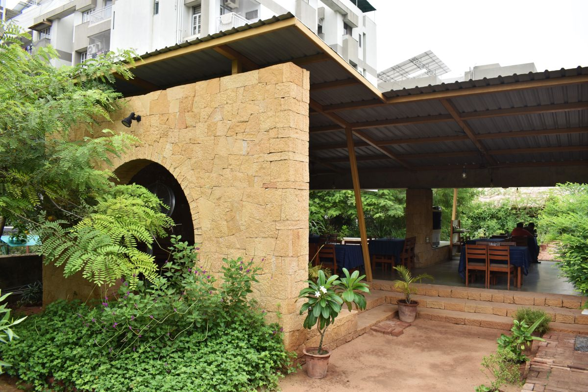 Kamala Cafe, Experiential journey in Nature's bliss, by Studio Praxis 38