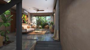 Earth House, at Kanakapura, Bangalore, India, by Svamitva Architecture Studio