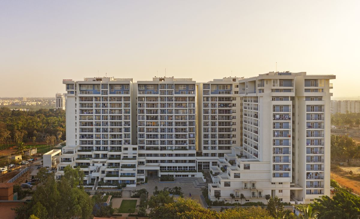 Terraced Residential Highrise, at Nallurhalli Road, Siddhapura, Bangalore, by CnT Architects 25