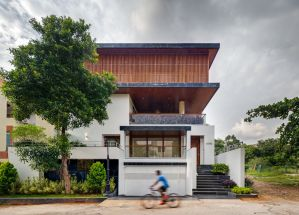 House of Voids at Bangalore, by BetweenSpaces