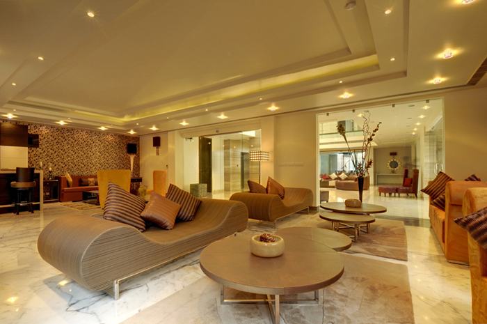 Sran Residence, New Delhi
