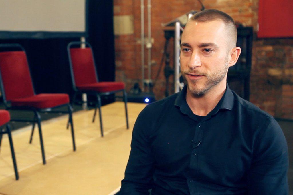 Chris Lowe, associate lighting designer at BDP