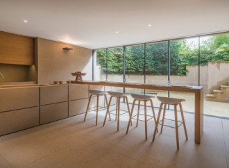 Five Cannon Lane, a contemporary minimalist home by Claudio Silvestrin