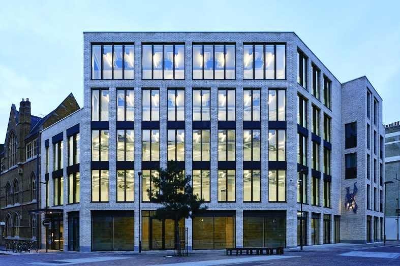 Case study: Paul Street project by Stiff + Trevillion