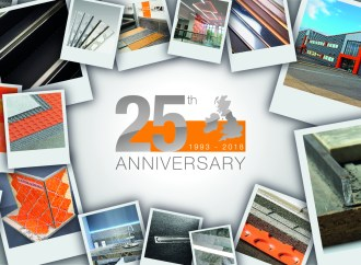 Schlüter-Systems Ltd, celebrates milestone anniversary of 25 years in the UK
