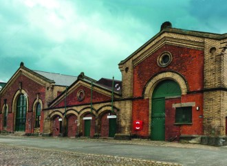 Helifix helps preserve historic Titanic dock pump house