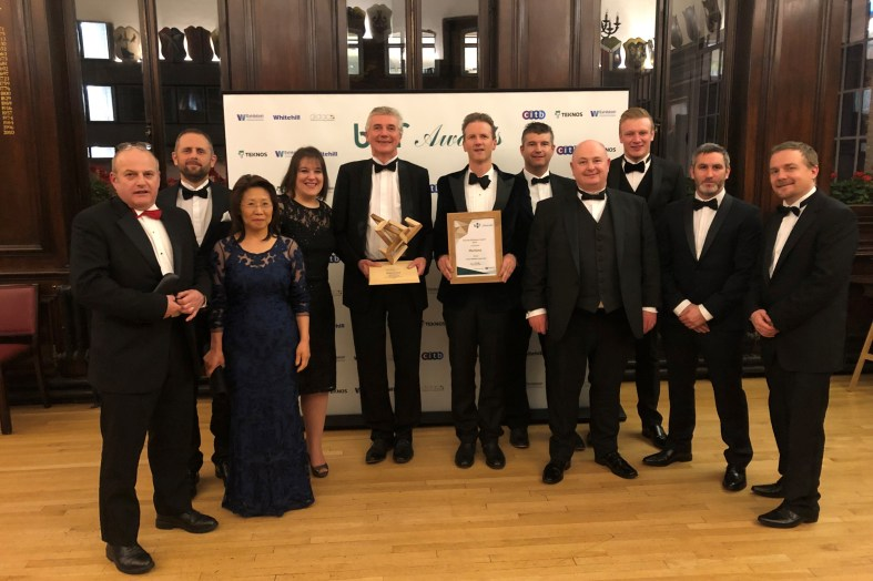 Morlands' Forever Firecheck ® Wins the BWF Process Efficiency Award 2018