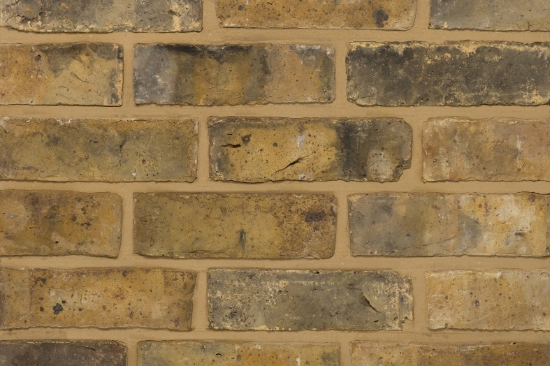 London Stock brick recreated by Imperial Bricks