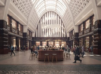 ODA Tapped to Bring Historic Post Office Back to Life in Rotterdam