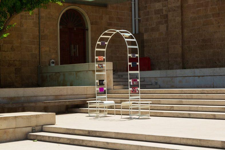 T SAKHI present urban interventions in Beirut