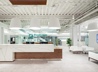 Spectogroup reimagines open-plan workspace for investment comp