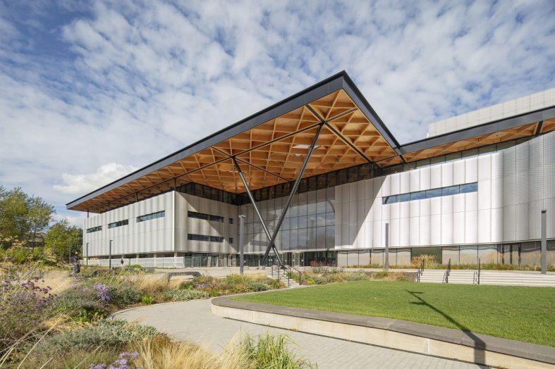 Kawneer glazing systems showcase leading-edge automotive research