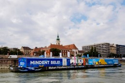 Budapest 2024 and FINA Budapest 2017 visitor centres opened