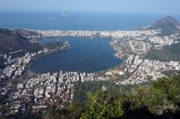 Lagoa Rodrigo de Freitas - Rowing