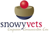 Snowy Vets, Cooma Logo