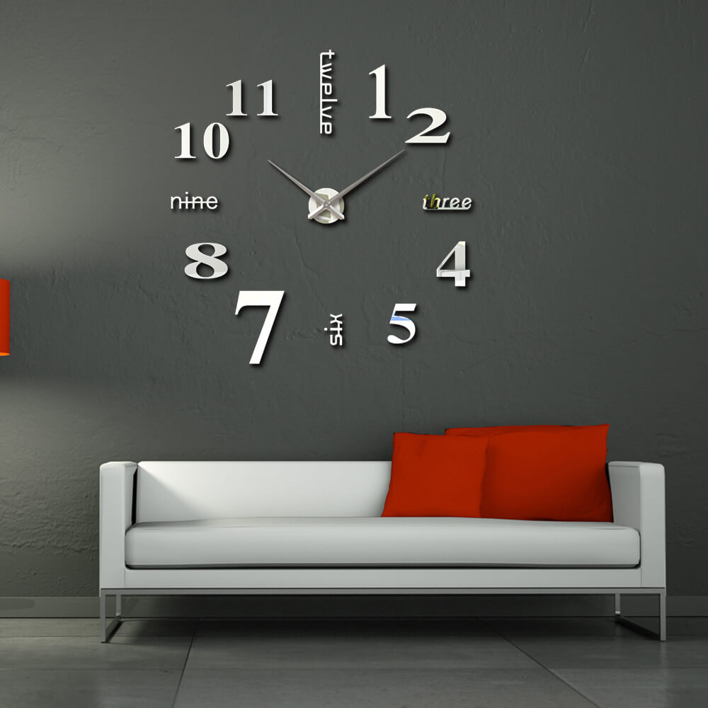 Modern Wall Clock Designs To Your Home Decor
