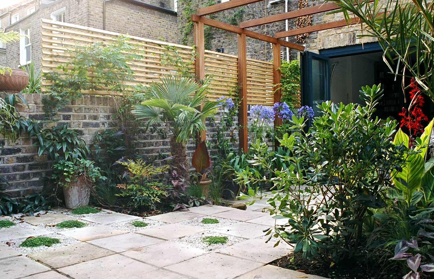 Best Courtyard Garden Design