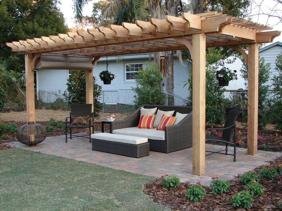 15 Enhancing Backyard Patio Design Ideas For Small Spaces