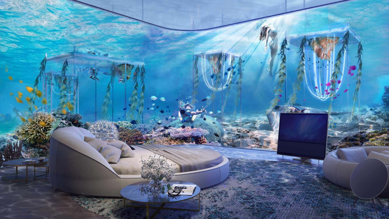 World's First Underwater Luxury Vessel