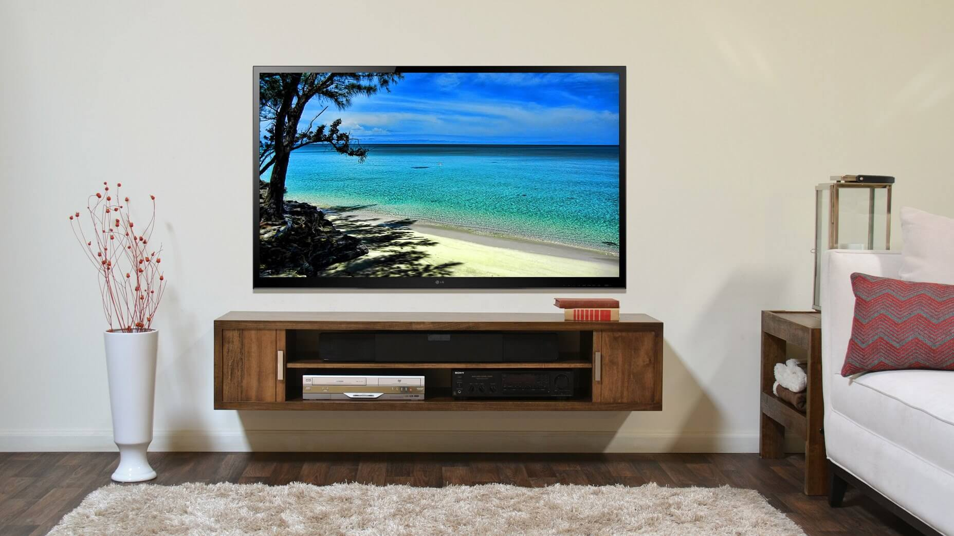 35 Stylish Led Tv Wall Panel Designs For Your Living Room