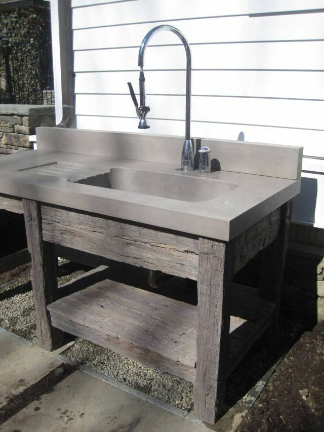 diy outdoor sink 01