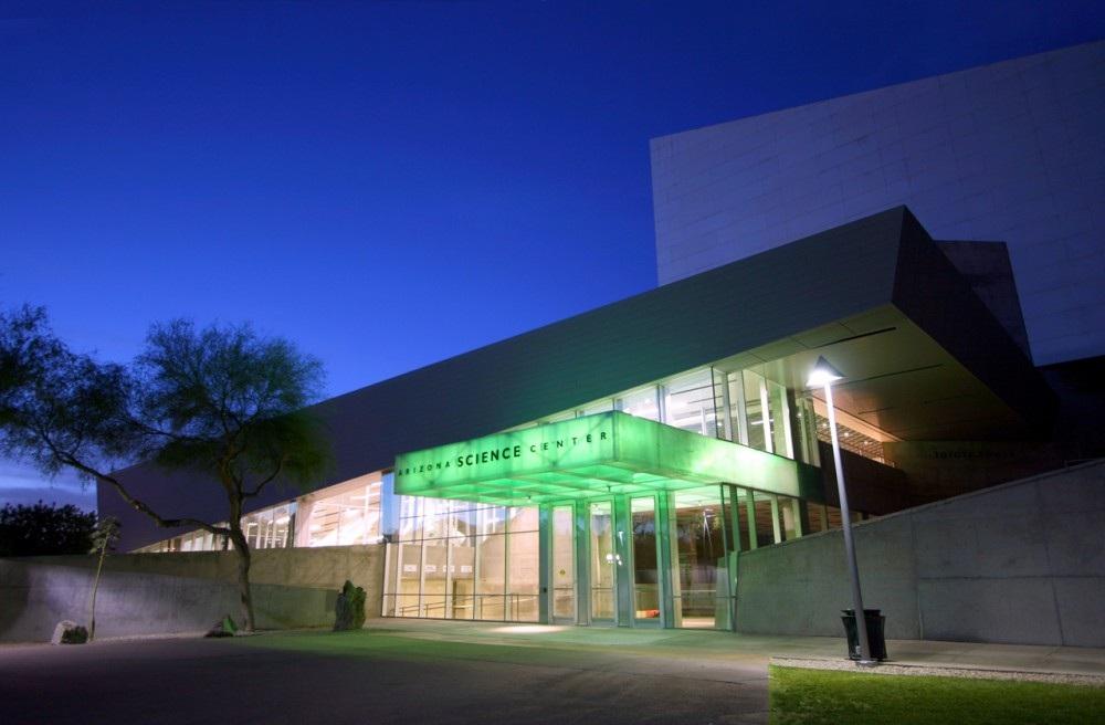 Arizona Science Center Phase III Architecture Style
