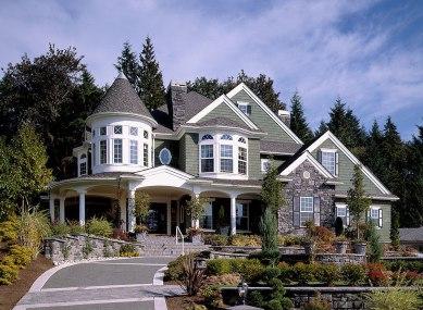 Shingje style house