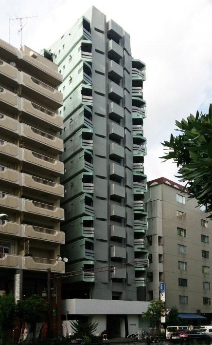 1970 - New Sky Building - Yoji Watanabe