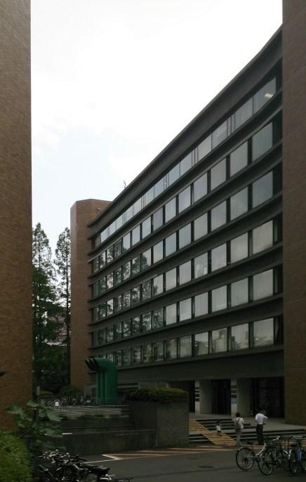 1979_University of Tokyo Administration_Kenzo Tange
