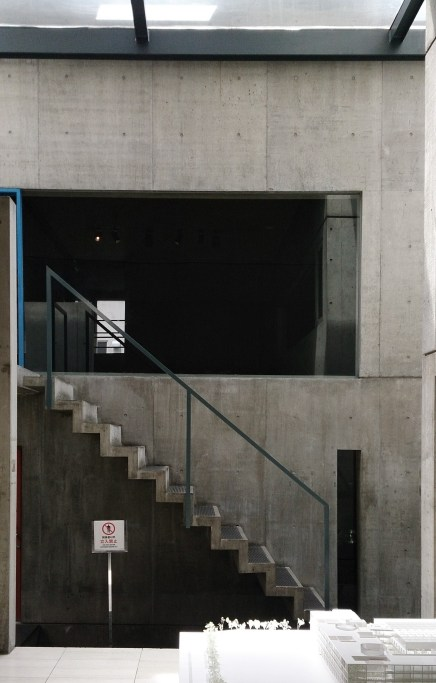 1983 - GA Gallery - Makato Suzuki und AMS Architects