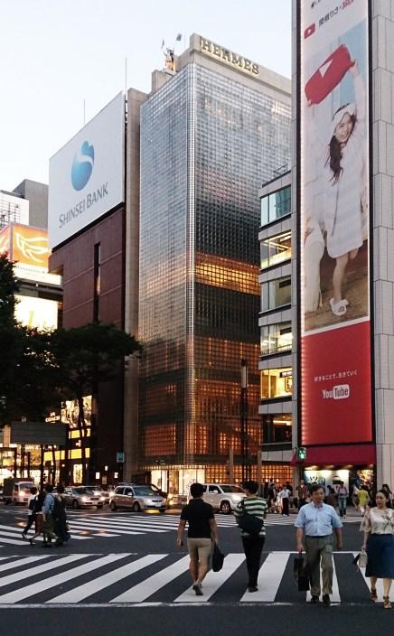 2001 - Maison Hermès - Renzo Piano