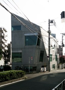 2006 - Mado Building - Atelier Bow-Wow