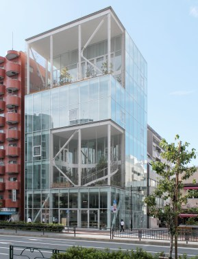 2011 - Shibaura House - Kazuyo Sejima