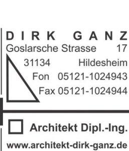 Dirk Ganz - Logo