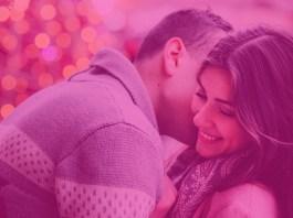 Miłość, związek i różowe okulary.