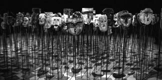 straszne maski - psychologia