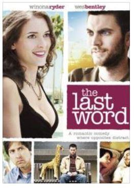 okładka filmu The Last Word
