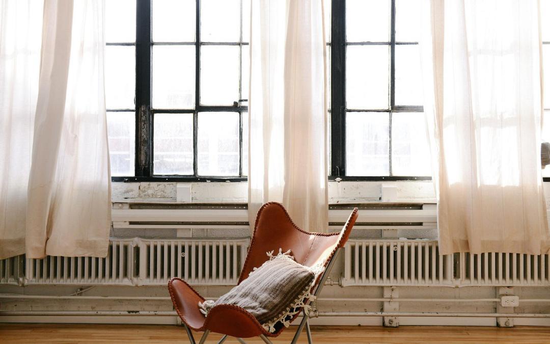 10 consigli sulle tende per interni