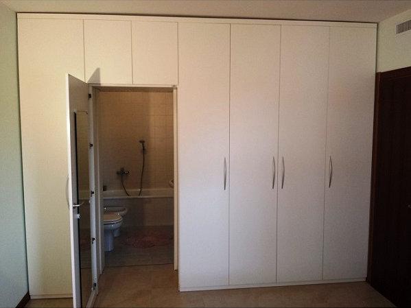 Disegni Armadio A Muro : Dimensioni della cabina armadio architettura a domicilio