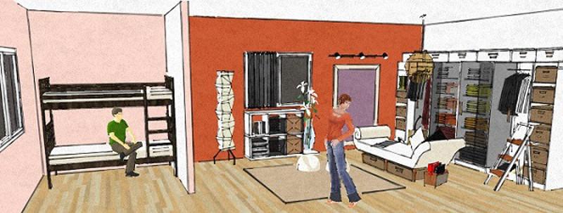 Dimensioni Minime Cabina Armadio : Dimensioni della cabina armadio architettura a domicilio