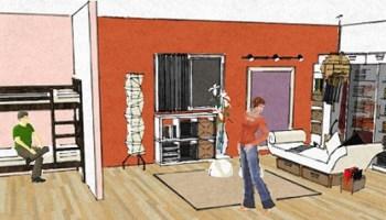Misure Cabina Armadio Quadrata : Dimensioni della cabina armadio architettura a domicilio®